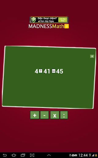玩益智App|Madness Math免費|APP試玩