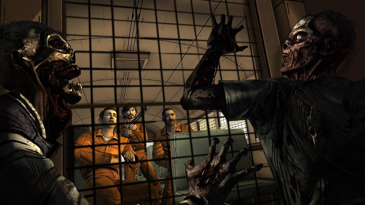 The Walking Dead: Season One screenshot #8
