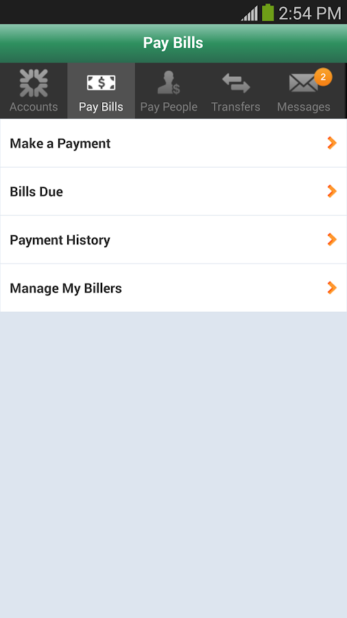 Citizens Bank Mobile Banking - screenshot