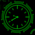 Neon Clock Live wallpaper logo