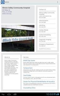 IL Valley Community Hospital- screenshot thumbnail