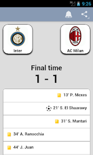 AC Milan - screenshot thumbnail