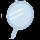 Espelho & Silent Camera icon