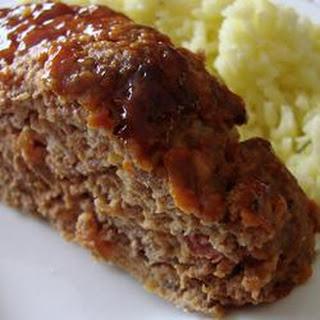 A Firefighter's Meatloaf