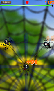 Crush the Spiders Puzzle- screenshot thumbnail