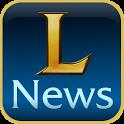LoLNews (LoL News & Streams) icon