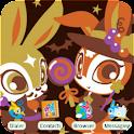 Skip Bunny Happy Halloween_ADW logo