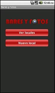 Bares y Fotos- screenshot thumbnail