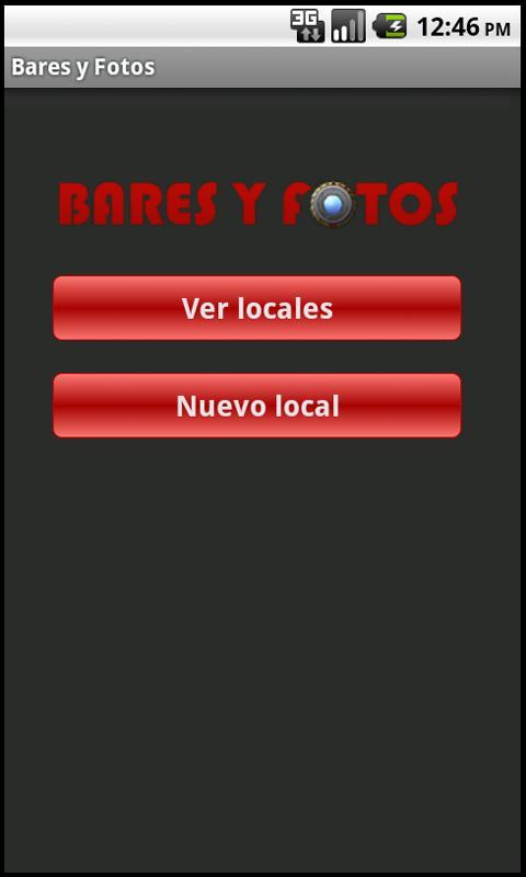 Bares y Fotos- screenshot