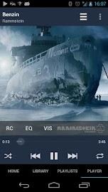Subsonic Music Streamer Screenshot 1