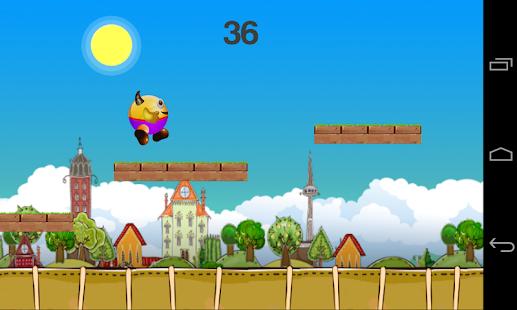 Candy Bouncing: Monster Star screenshot
