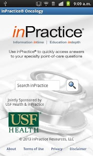 inPractice® Oncology - screenshot thumbnail