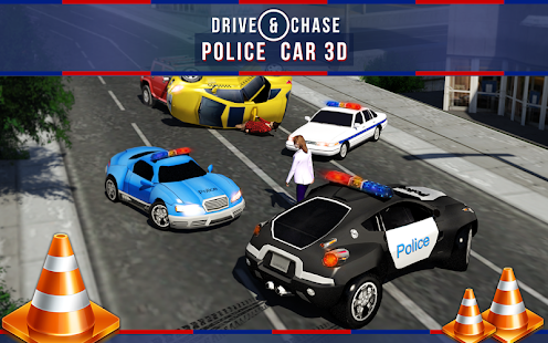 Police Chase Game online free,play driving shooting games for PC kids,no download