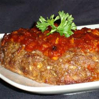 Best Meatloaf in the Whole Wide World!.