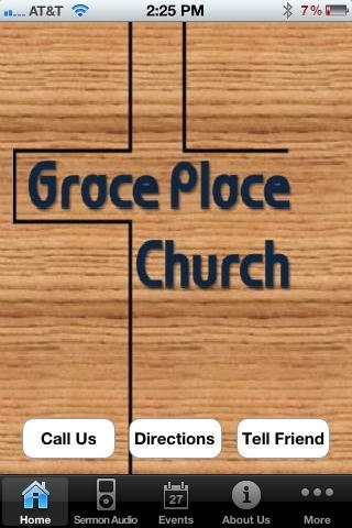 Grace Place- screenshot