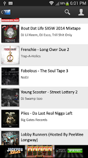 Mix.Hiphop Mixtapes - screenshot thumbnail