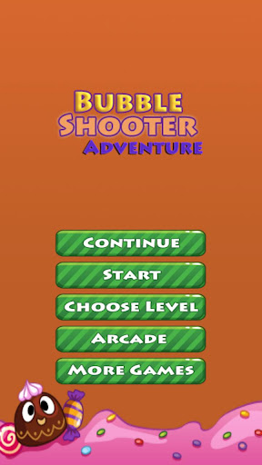 Bubble Shooter Adventure
