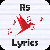 R5 Lyrics