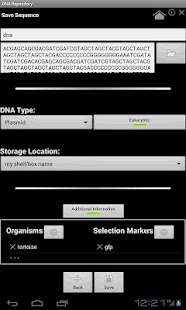 DNA Repository- screenshot thumbnail