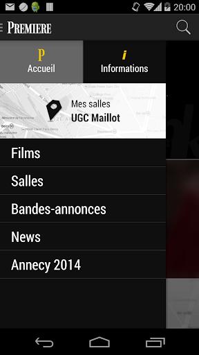 【免費娛樂App】Première Ciné-APP點子