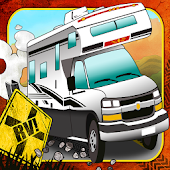 RV Runner: Drive, Jump, Trucks