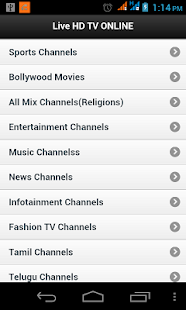 Live India Tv Online - screenshot thumbnail