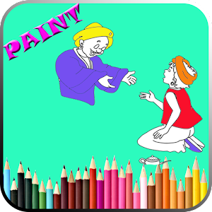 Go more links apk Coloring For Kids:Ala Games  for HTC one M9