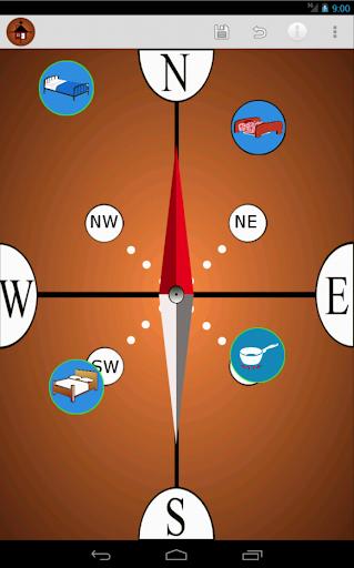 Vastu Compass Pro