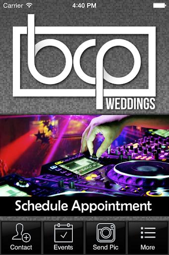 BC Productions - Weddings
