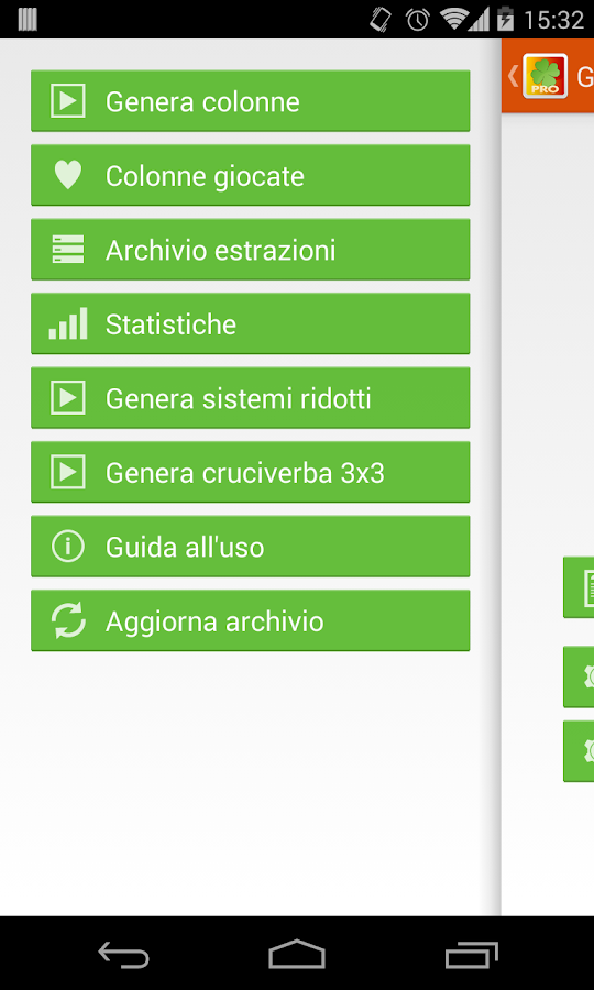 Superenalotto Helper - screenshot