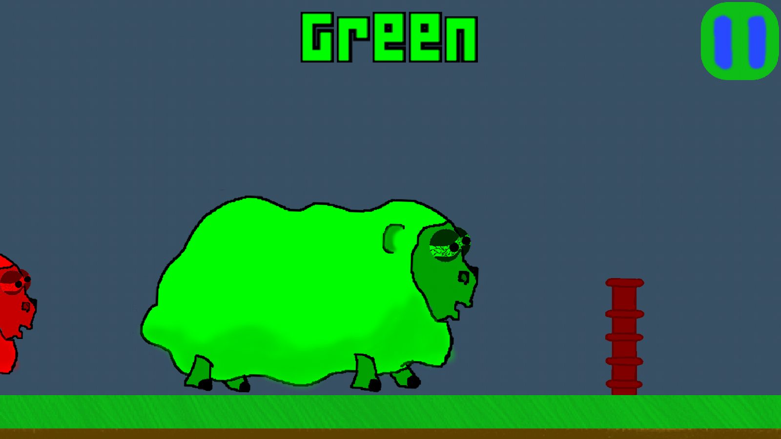 Dumb Sheep- screenshot