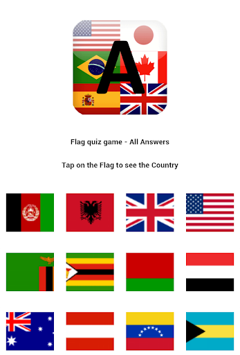 Logo Quiz - World Flags Guide
