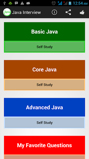 Java Interview Reference - Ads