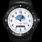Timepiece Smart Watch Face