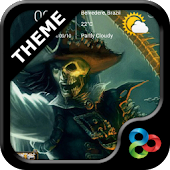 Pirate GO Launcher EX Theme