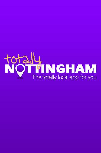 Totally Nottingham App