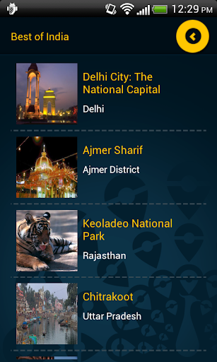 【免費旅遊App】Feel India-APP點子