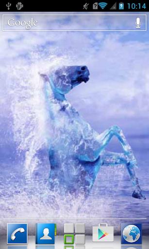 Aquatic horse LWP