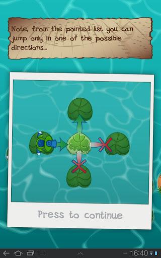 Игра Скиппи путешественник для планшетов на Android