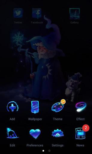 玩免費個人化APP|下載冷若冰霜的霓虹灯启动 app不用錢|硬是要APP