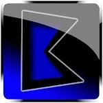 Dark Blue Glass icon pack v1.2.0