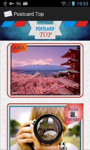 Postcard Traveller