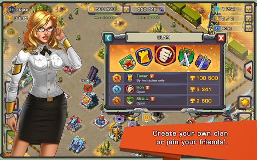 Iron Desert - Fire Storm 5.6 screenshots 15