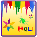 Happy Holi Live Wallpaper logo