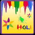 Happy Holi Live Wallpaper logo