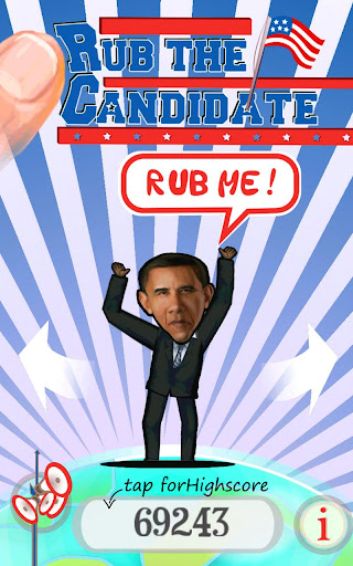 Rub The Candidate Free