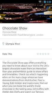 Tải The Chocolate Show miễn phí