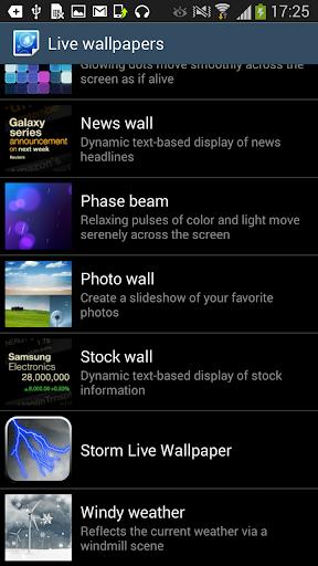 【免費娛樂App】Thunder Live Wallpaper-APP點子