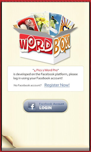WordBox: 4Pics 1 Word Pro