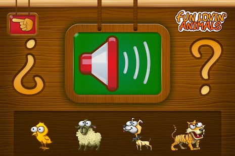 Animals' game for kids- screenshot thumbnail